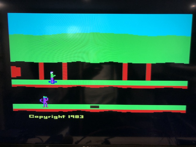 Atari 2600 SECAM et Mod RVB de Mr Eddy Pal10
