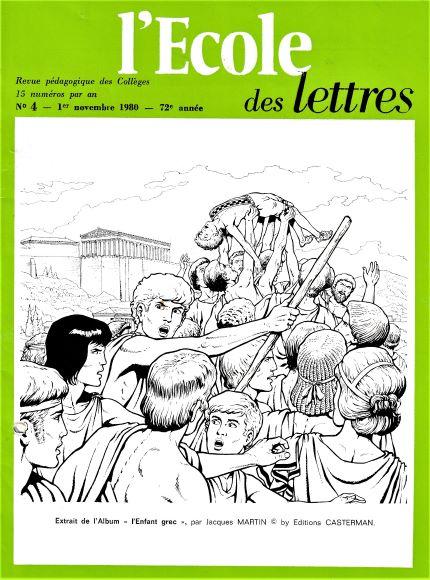 50 ans avec Jacques Martin - Page 5 L_enfa12