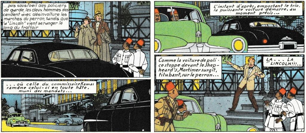 Pleins feux sur Edgar Pierre JACOBS et Blake et Mortimer (2ème partie en cours) - Page 36 Pyamid10
