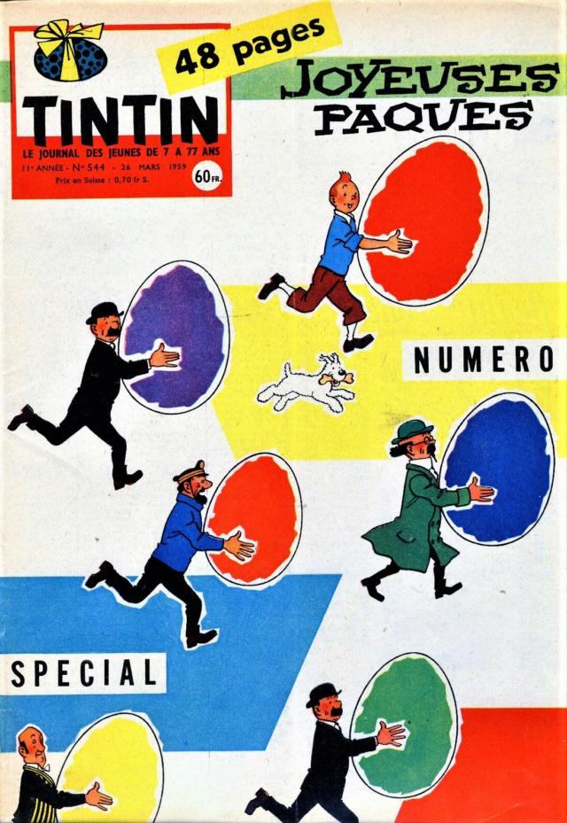50 ans avec Jacques Martin - Page 2 Tintin11