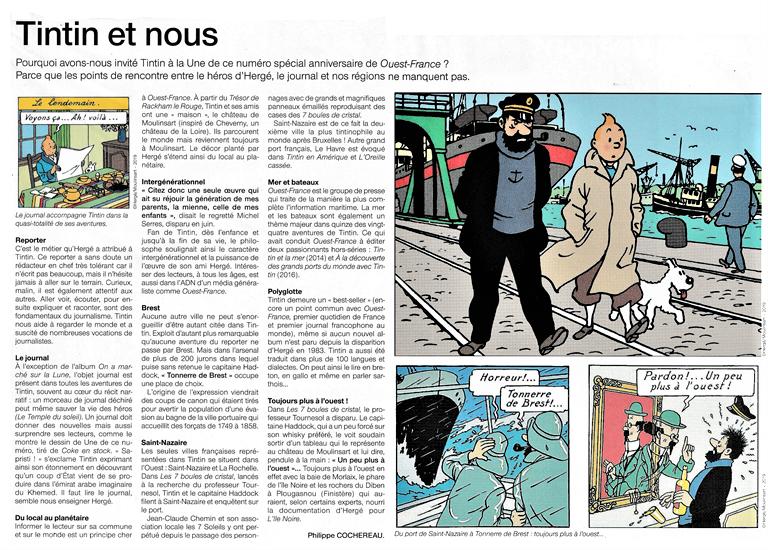 Trouvailles autour de Tintin (deuxième partie) - Page 4 Tintin11