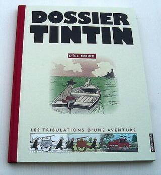 Trouvailles autour de Tintin (deuxième partie) - Page 5 Tintin12