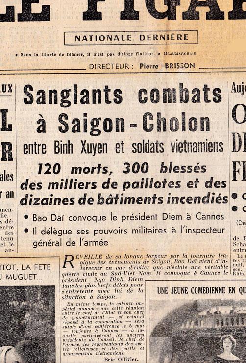 [Opérations de guerre] INDOCHINE - TOME 10 - Page 13 Saigon10