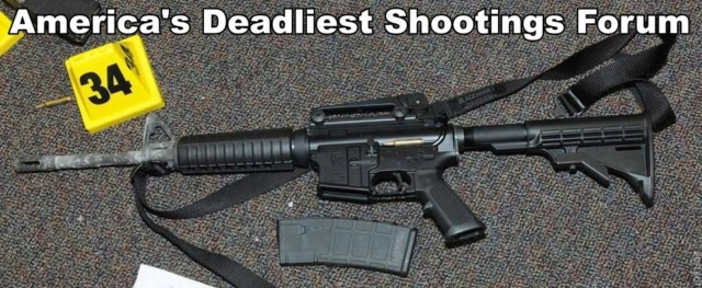 America's Deadliest Shootings