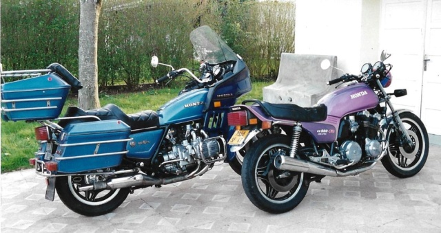 Motos de Looka Glbo110