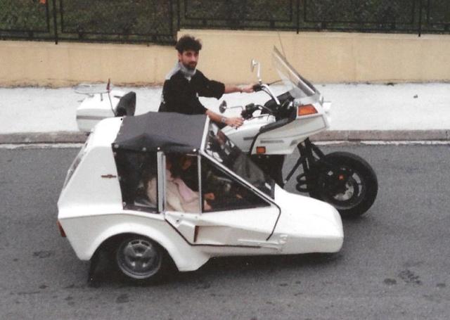 Motos de Looka Sid210