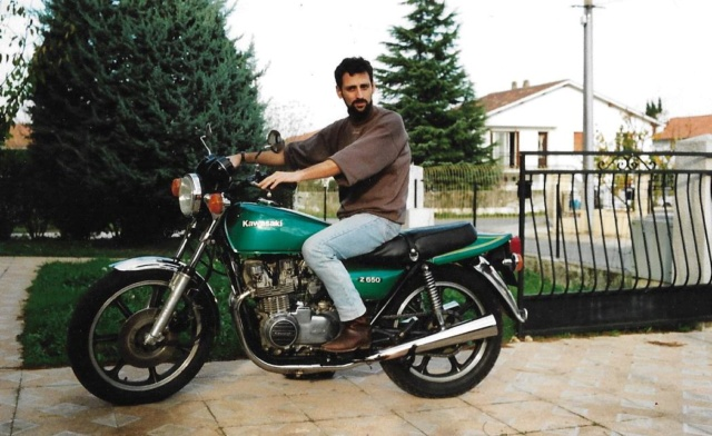 Motos de Looka Z110