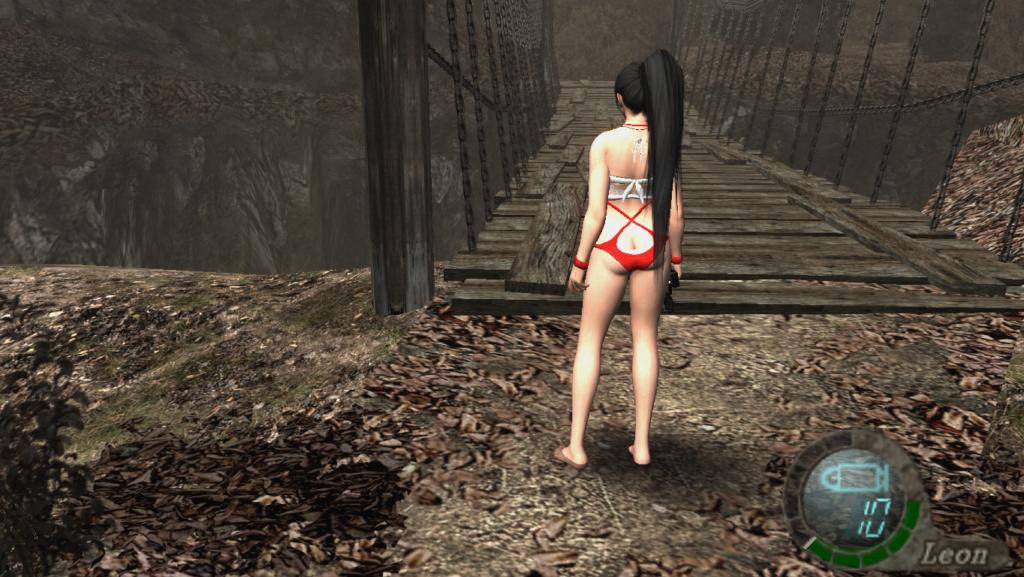 Momiji en bikini por leon Game_e21
