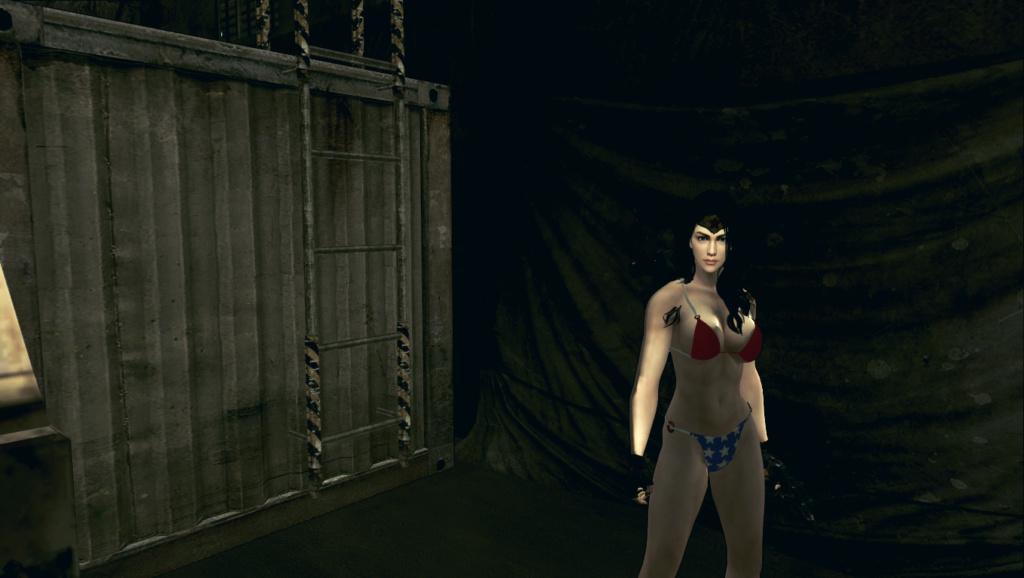 Wonder woman Reside17