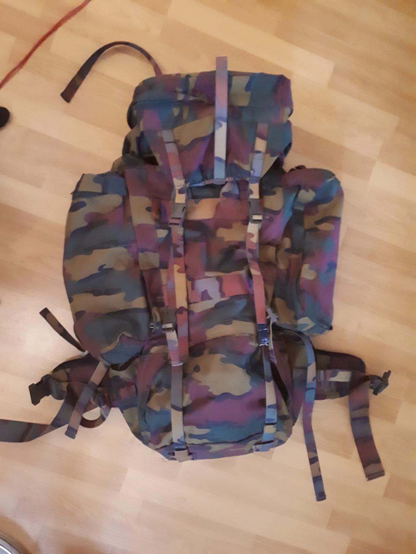 Belgian army big Backpack 20180711