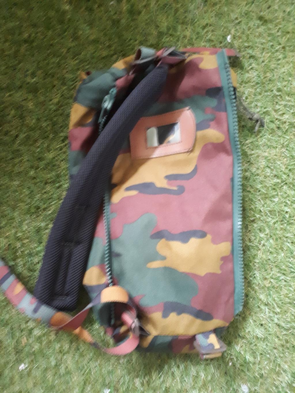 Belgian army big Backpack 20180712