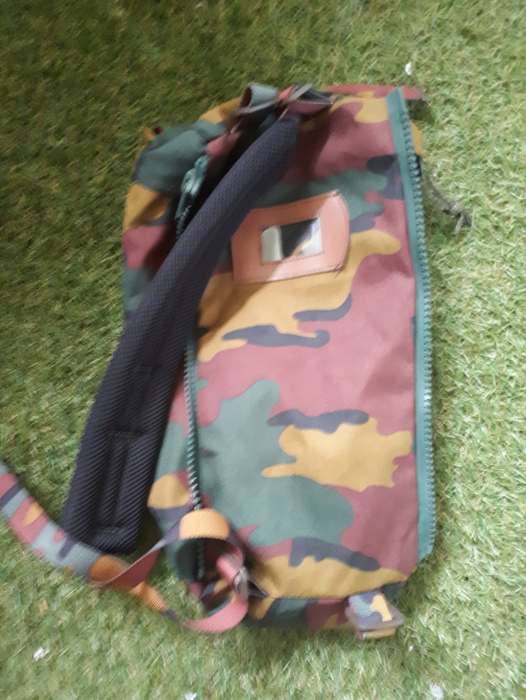 Belgian army big Backpack 20180713