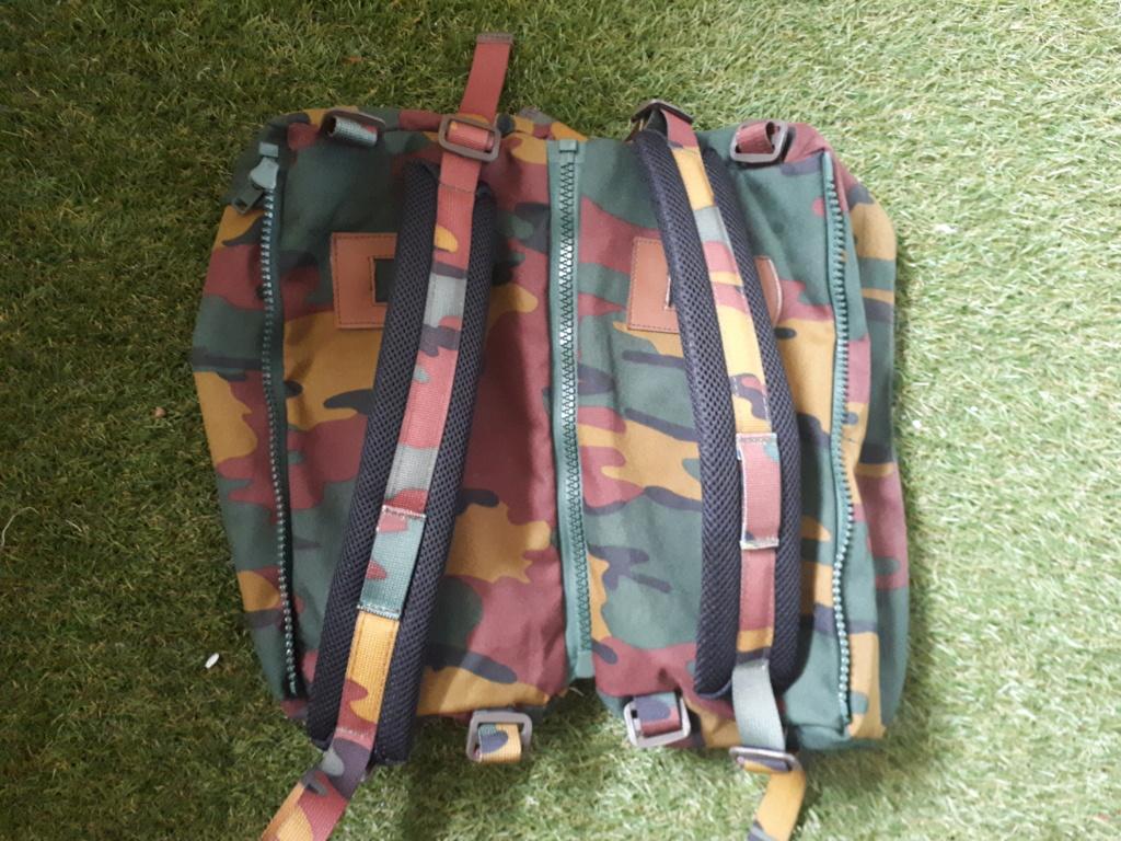 Belgian army big Backpack 20180714