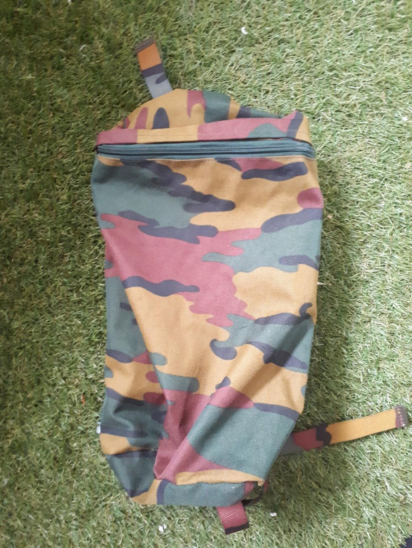 Belgian army big Backpack 20180715