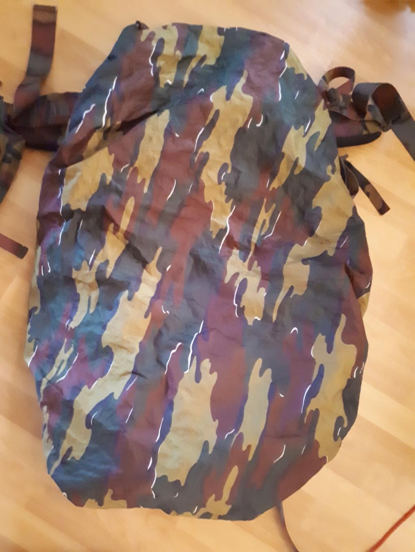 Belgian army big Backpack 20180717