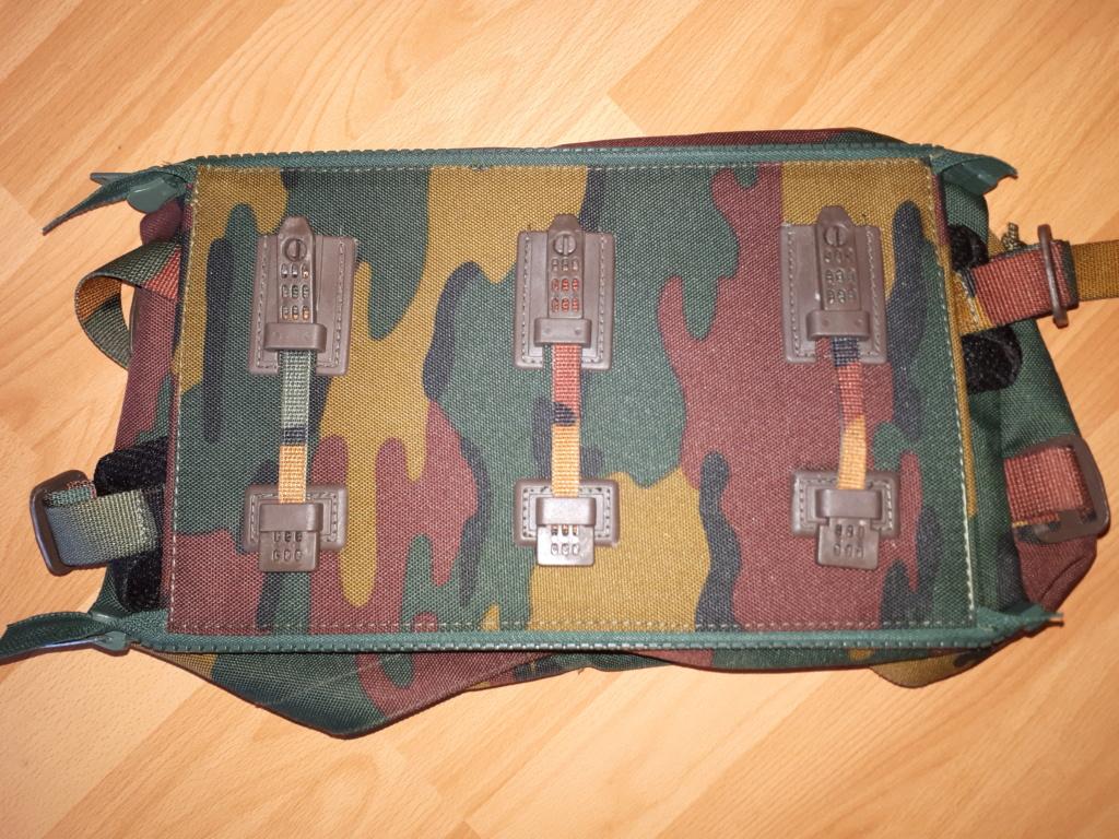 Belgian army big Backpack 20180911