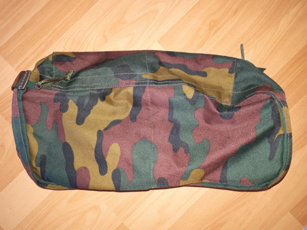 Belgian army big Backpack 20180912