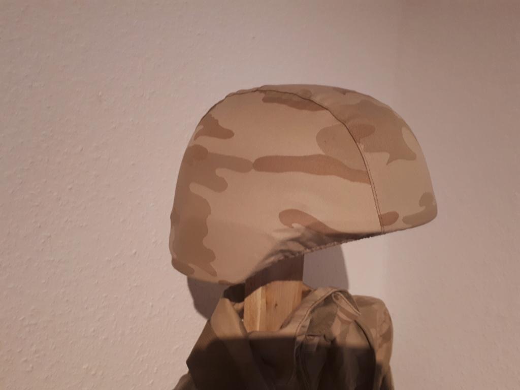 Belgian Desert Uniforms 20190210