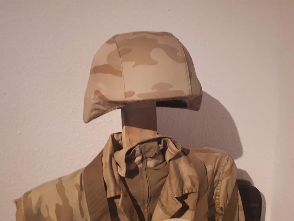 Belgian Desert Uniforms 20190213