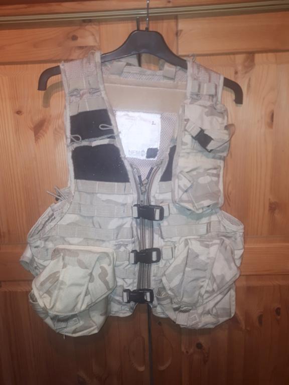 Belgian Desert Uniforms 20200111