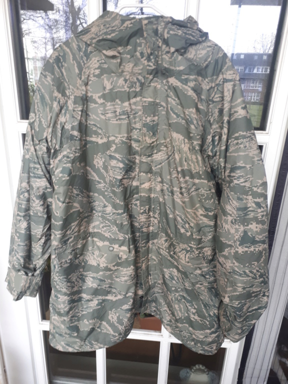 USAF improved rain coat 20200124