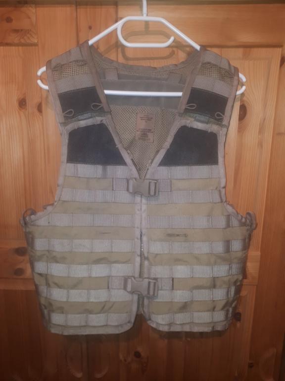 Belgian Army Load Bearing vest SIOEN ATLAS 20200127