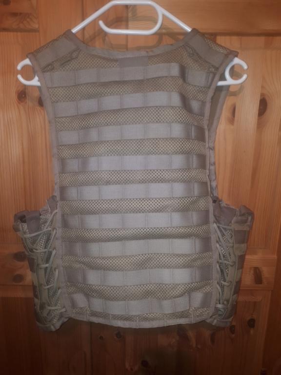 Belgian Army Load Bearing vest SIOEN ATLAS 20200128