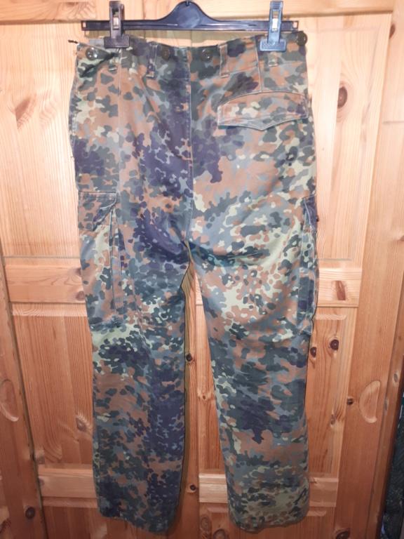 German Bundeswehr trousers 20200610