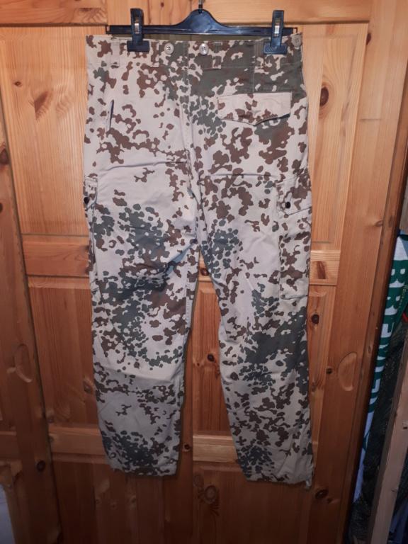 German Bundeswehr trousers 20200613