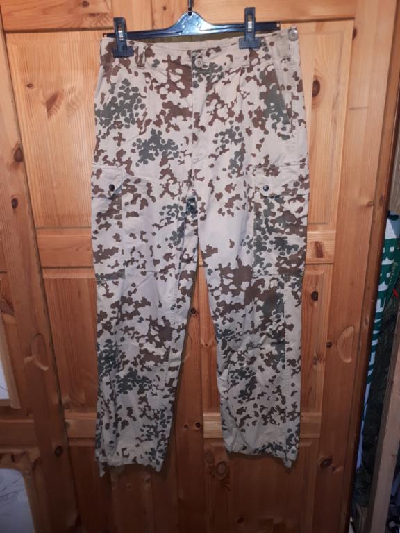 German Bundeswehr trousers 20200614