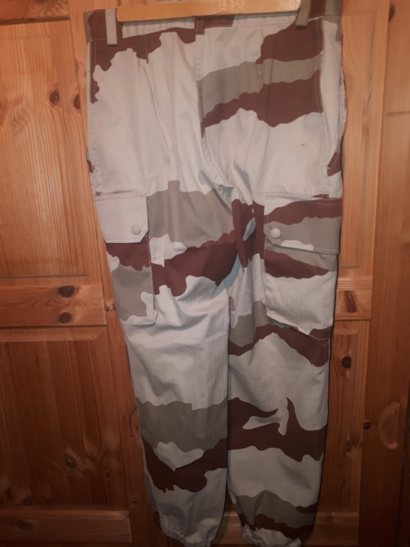 French trousers F2 and Felin 20210317