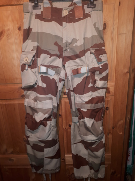 French trousers F2 and Felin 20210319