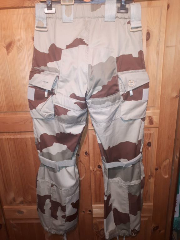 French trousers F2 and Felin 20210320