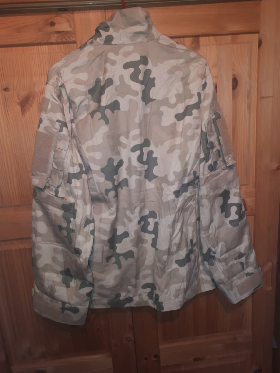 New Polish uniforms - wz.2010 20210617