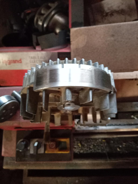 Volant magnétique moteur Briggs Img_2131