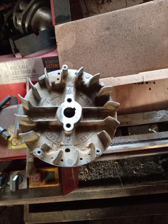 Volant magnétique moteur Briggs Img_2132