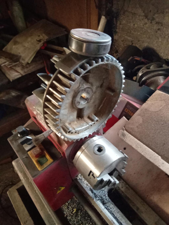 Volant magnétique moteur Briggs Img_2133