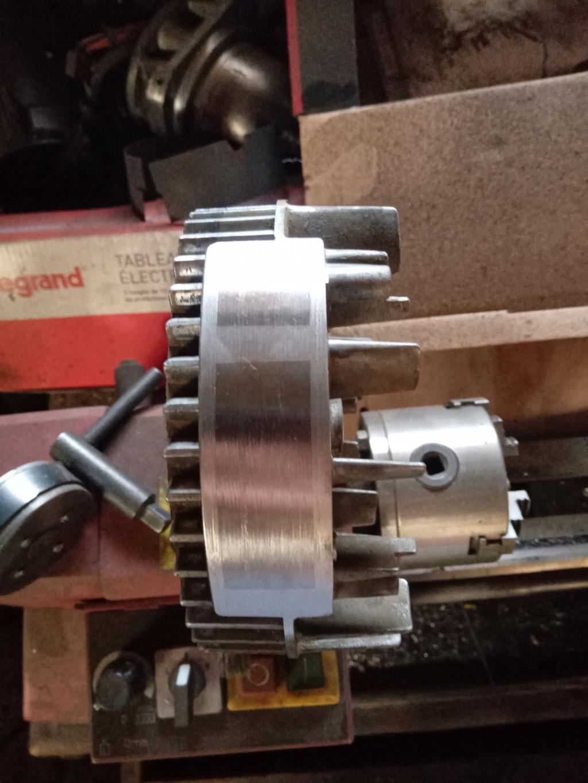 Volant magnétique moteur Briggs Img_2134