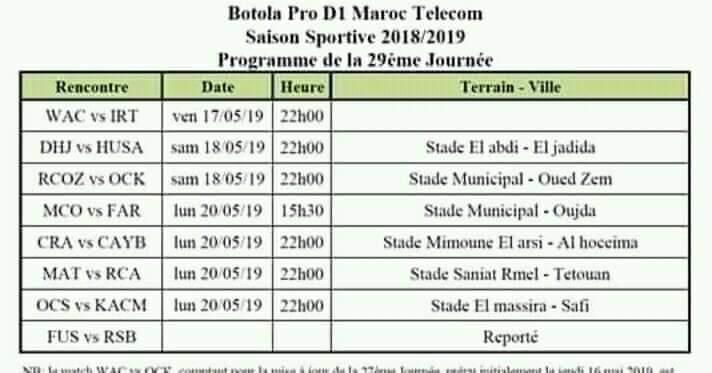 MCO 1-1 FAR  29 journee programation Fb_img11