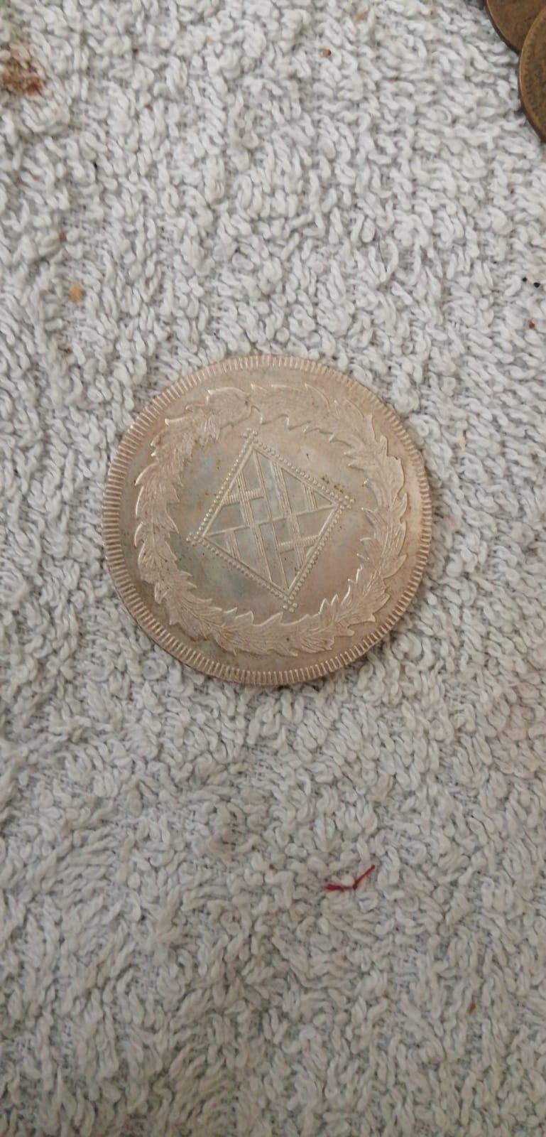 5 pesetas 1811 Napoleón  Img-2026