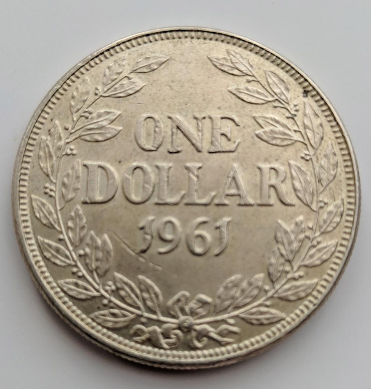 1 Dollar 1961 - Liberia _img_210