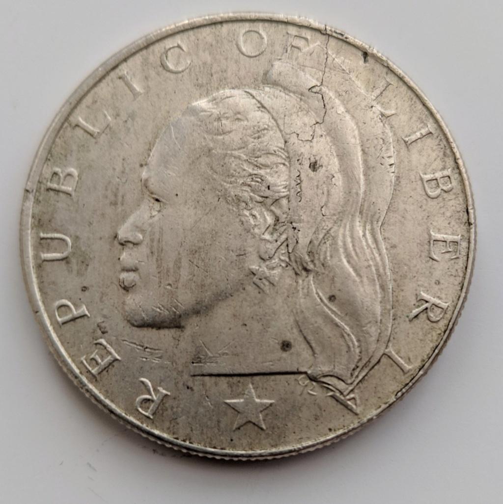 1 Dollar 1961 - Liberia _img_211