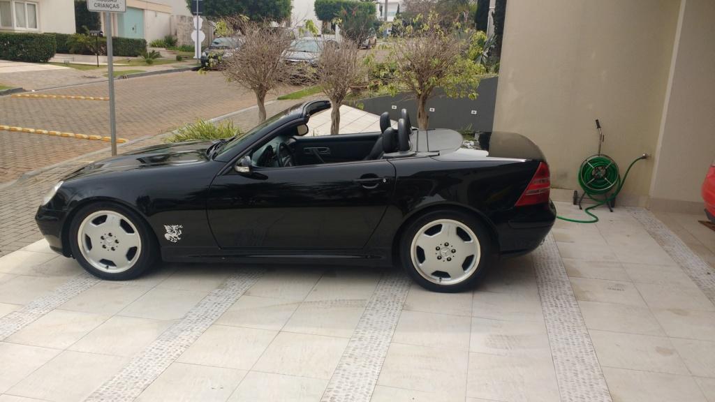 Vendo SLK 320 2000/01 Preta - R$ 69.900,00 Img_2011