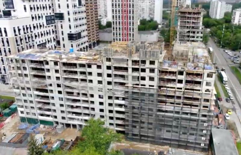 Строительство 1 корпуса - Страница 7 3010