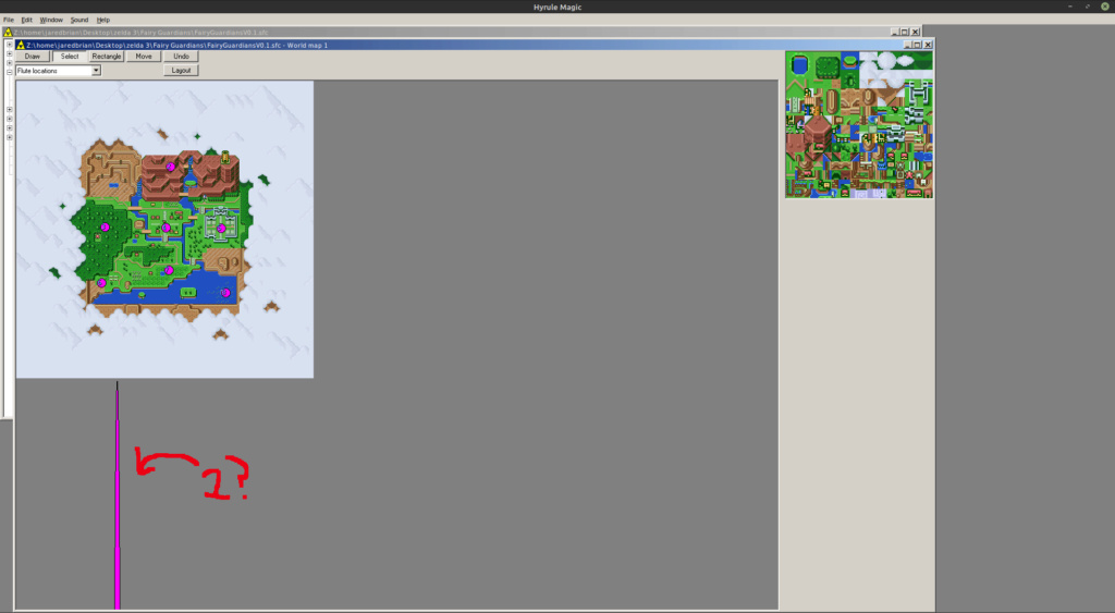 Exporting rooms into another ROM Screen11
