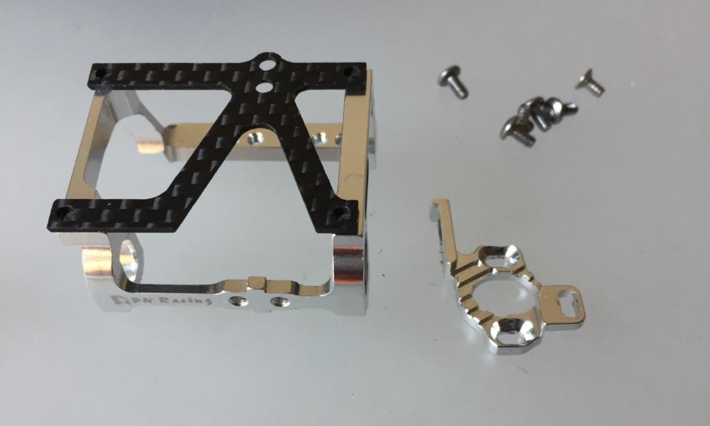 (VENDUE) Pieces MR03 et GLR neuf 68e39910