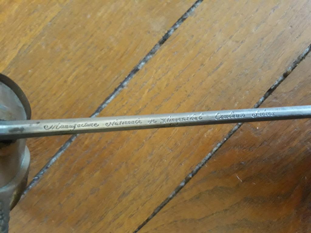 Identification sabre 1822?? 20190717