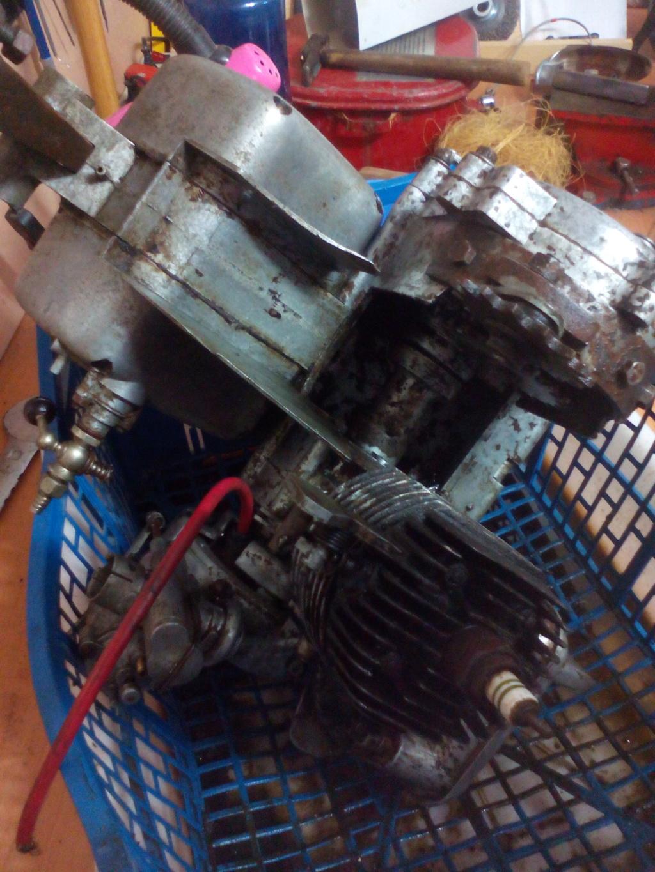 Nuevo motor Rex para la colección 15613110