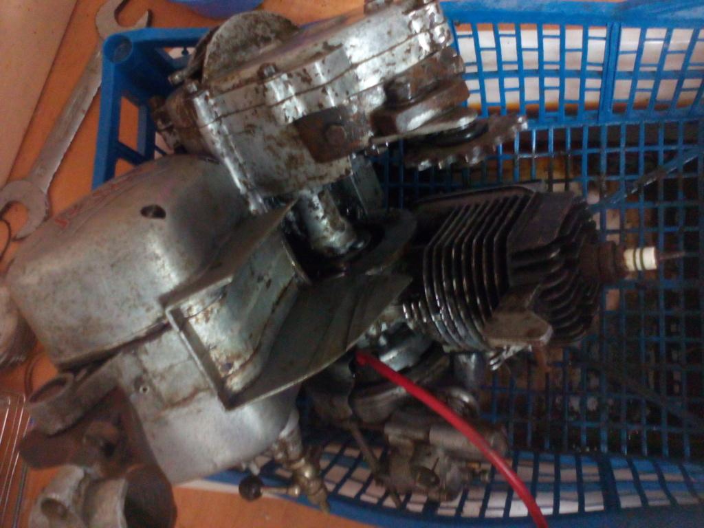 Nuevo motor Rex para la colección 15613111