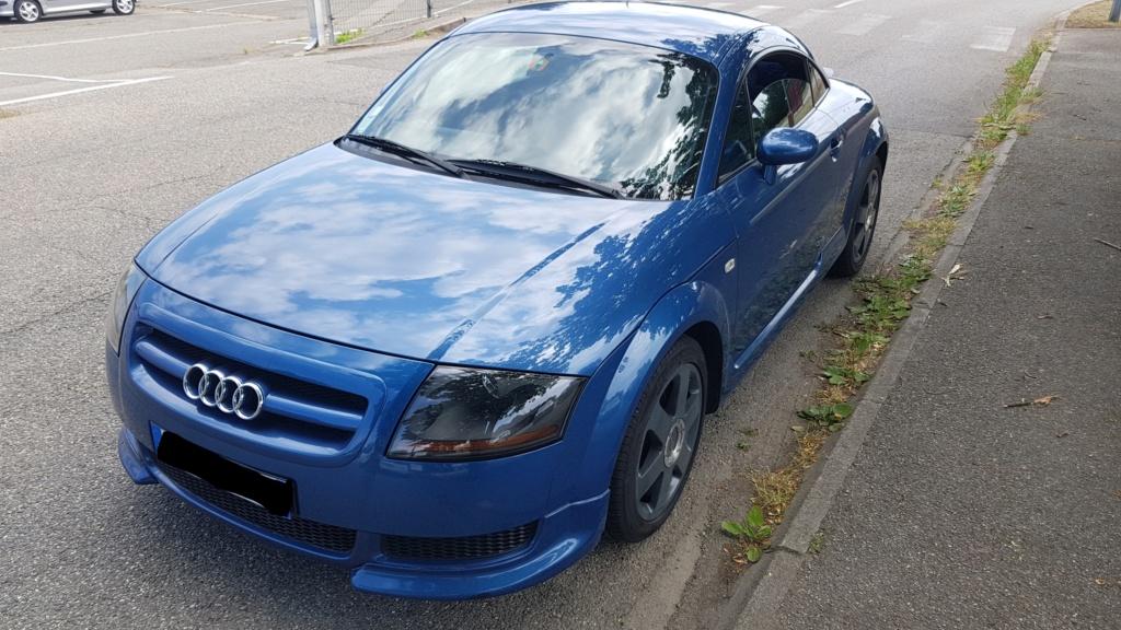 TT mk1 - 1.8T 180 - Bleu Reg110